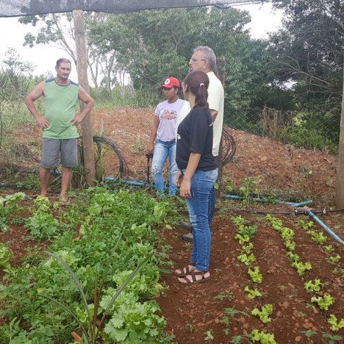 Comitiva Baiana conhece Programa de Agricultura Agroecológica, no RS