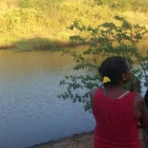 Dois jovens morrem afogados em lago na cidade de Governador Mangabeira