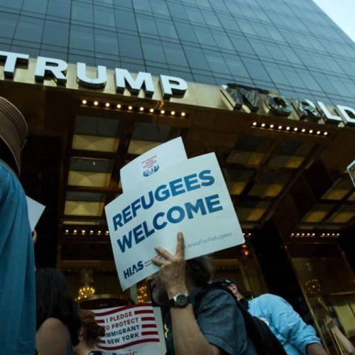 EUA voltam a permitir a entrada de refugiados de 11 países