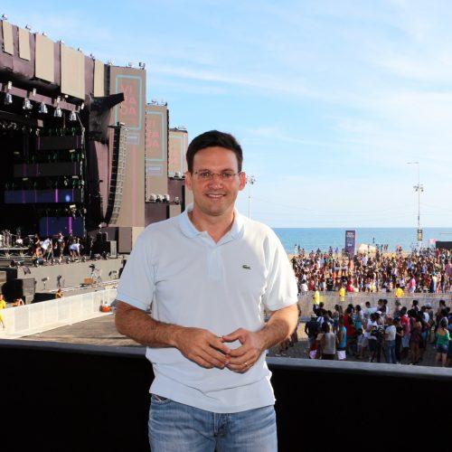 Após realizar Festival Virada Salvador orla da Boca do Rio se qualifica para receber eventos de diversos segmentos