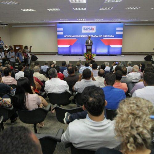 Governo celebra R$ 25 milhões em convênios com municípios
