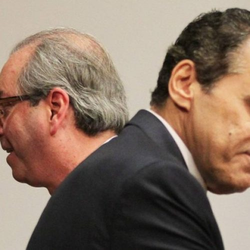 Procuradoria pede 386 anos de prisão para Cunha e 78 anos para Henrique Alves