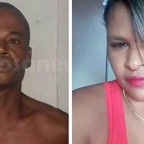 Amargosa: Homem é preso em flagrante após matar mulher a facadas