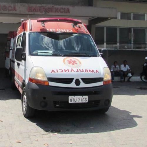 Idoso de 67 anos é espancado durante assalto em Feira