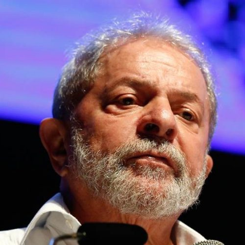 Lula diz que Brasil estava anestesiado desde o impeachment de Dilma