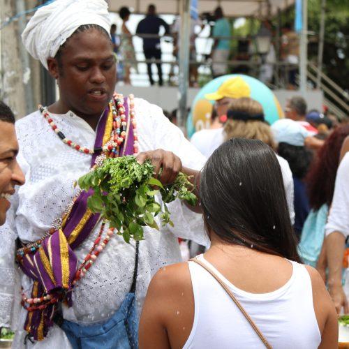 Bonfim recebe maior festa de fé e sincretismo religioso da Bahia