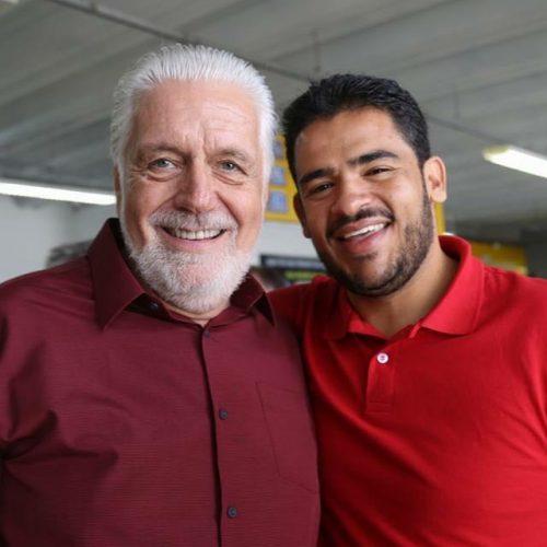 Marcinho será inspiração para novas lutas, diz Wagner