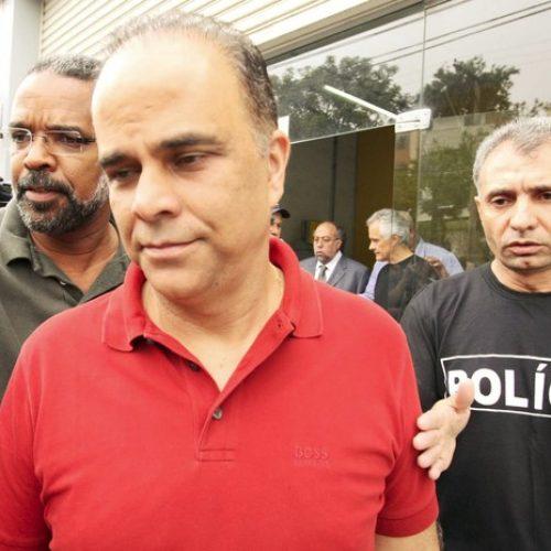 Marcos Valério se casou na prisão, diz advogado