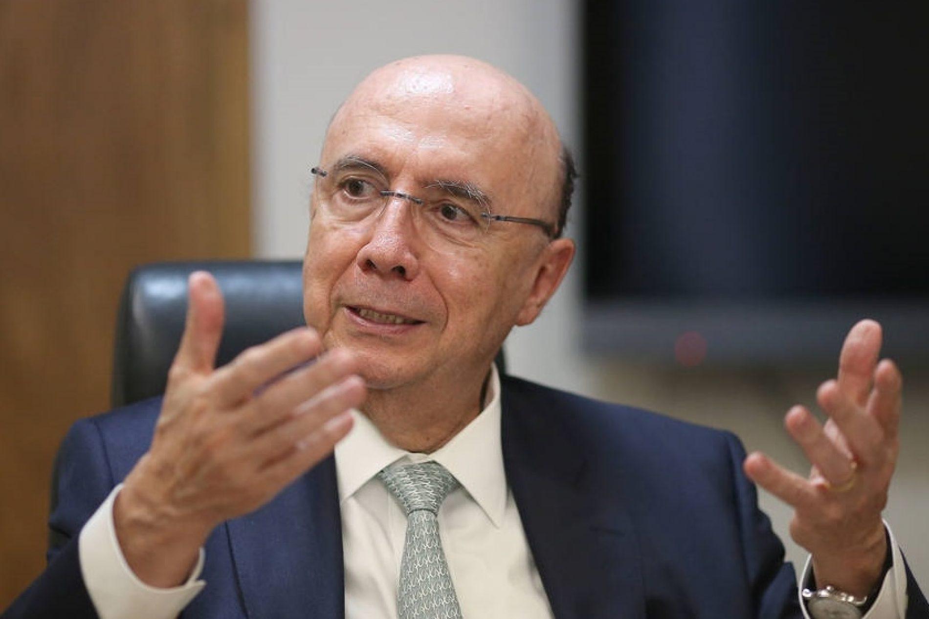 MDB oficializa candidatura de Meirelles à Presidência da República
