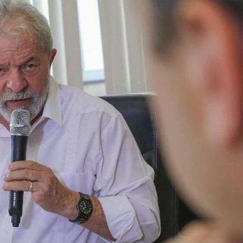 PT prepara série de atos antes do julgamento de Lula pelo TRF-4