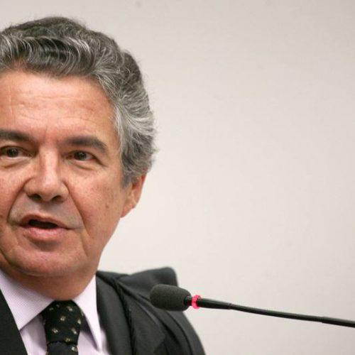 Marco Aurélio é sorteado relator de apuração sobre caixa 2 para Onyx