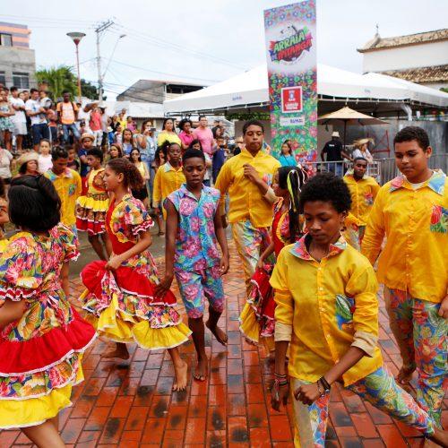 Turismo étnico cultural movimenta o Verão de Lauro de Freitas