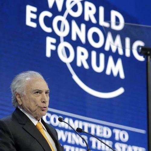 Temer ataca populismo e diz que eleição não ameaça reformas