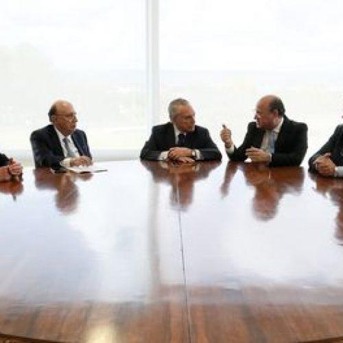 Temer reúne ministros para comemorar inflação baixa
