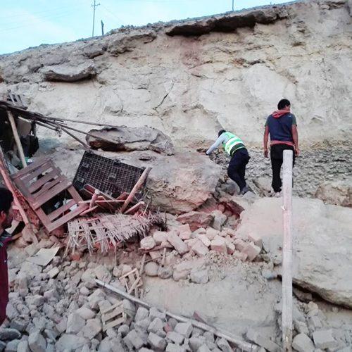 Terremoto na escala 7,1 provoca morte e destruição no Peru