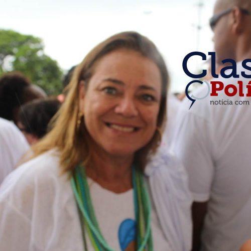 Lavagem do Bonfim: Deputada pede paz e saúde para os baianos; assista