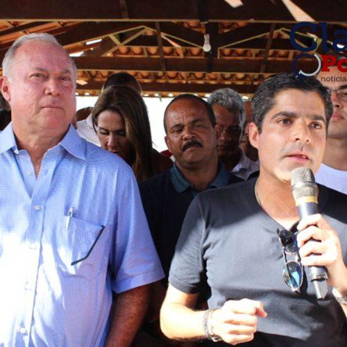 """""""Se ele está pensando que vai ganhar de W.O, ele está enganado, diz ACM Neto durante aniversário de Azi em Entre Rios; assista"""
