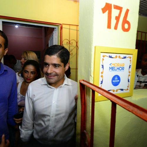 Sete de Abril terá mais 180 casas reformadas pelo Morar Melhor