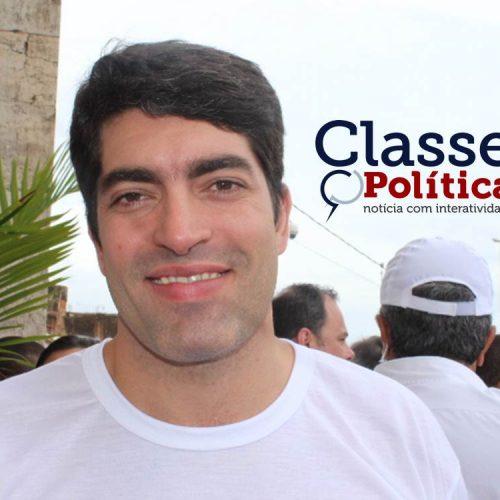 Otto Filho anuncia pré candidatura a deputado federal; assista