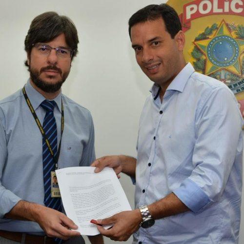 Vereador Leo Prates denuncia à PF fake news contra ACM Neto