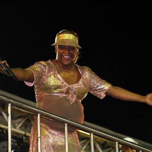 Márcio Victor faz homenagem a Ivete Sangalo no Carnaval de Salvador