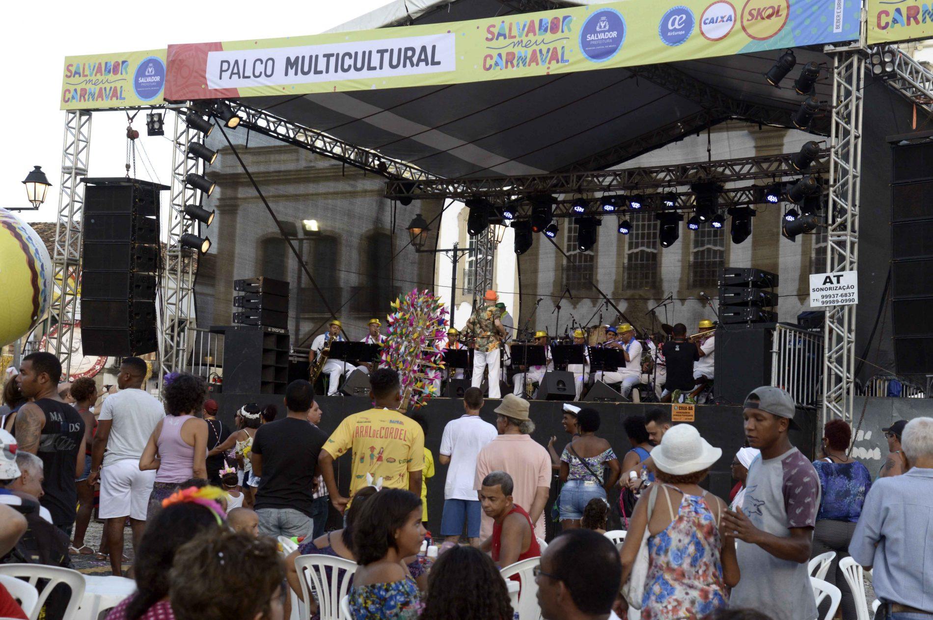 Orquestras ocupam espaço no Carnaval de Salvador