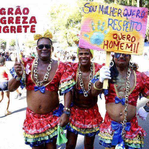 """Carnaval de Salvador: """"Muquiranas apaixonadas"""" relatam relação com o bloco"""