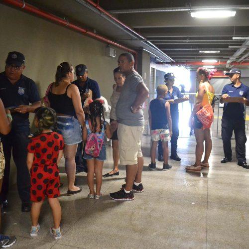 Carnaval de Salvador: Guarda já distribuiu mais de duas mil pulseiras de identificação