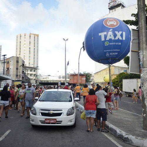 Prefeitura registra 12 denúncias contra taxistas no Carnaval
