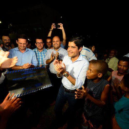 Cajazeiras XI ganha praça e receberá Morar Melhor da Prefeitura