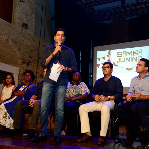 Salvador: Prefeitura concede R$ 30 mil a projetos que incentivem o samba junino