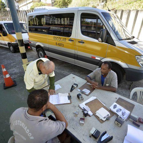 Salvador: Prefeitura pretende vistoriar mais de mil transportes escolares