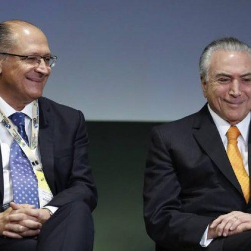 Aliados tentam reunir Alckmin e Temer