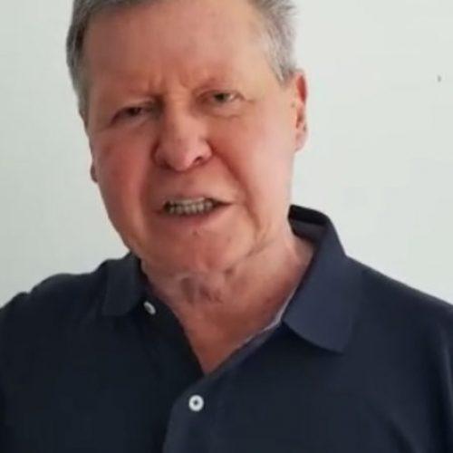 """Tucano Arthur Virgílio declara apoio a Marina: """"Não voto em Alckmin"""""""
