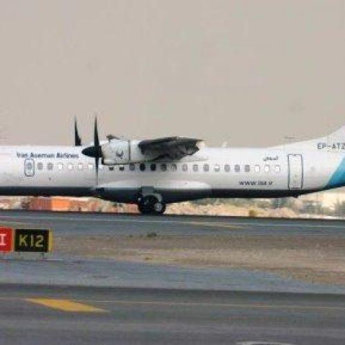Avião com mais de 60 pessoas a bordo cai no Irã