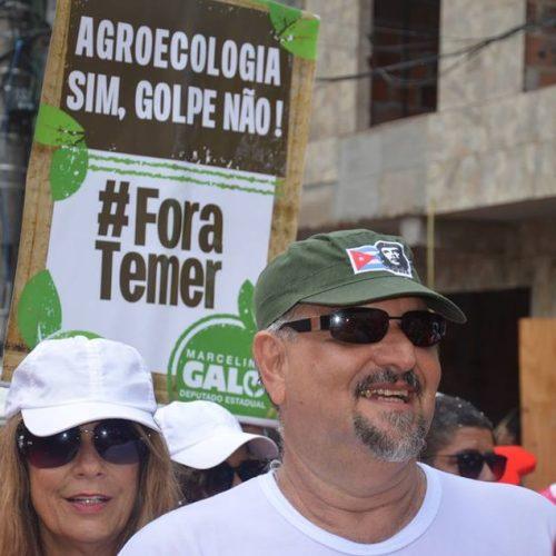 Mudança do Garcia: Bloco do Galo leva protesto contra Temer e reforma da previdência