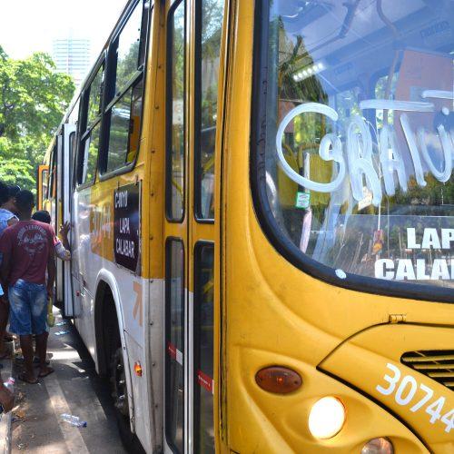 Linha gratuita de ônibus já transportou quase 130 mil pessoas