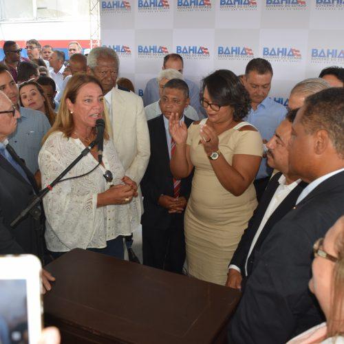 HGI será hospital de referência para Itaparica e região, prevê Fabiola Mansur