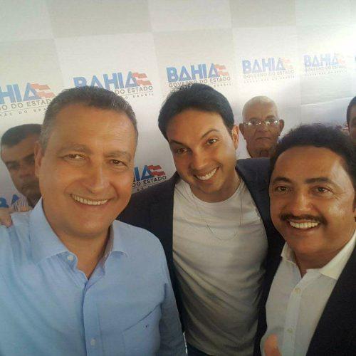 Deputado Roberto Carlos comemora avanços na saúde da Bahia