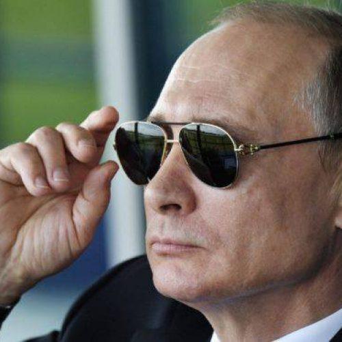 Familiares de Putin usaram banco para lavar dinheiro