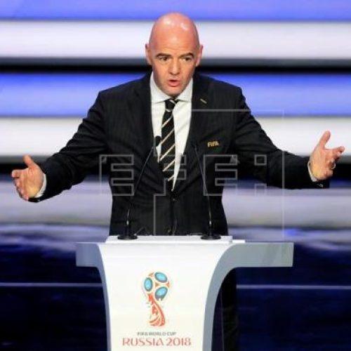 Fifa diz que não há candidato favorito para sediar Copa do Mundo de 2026