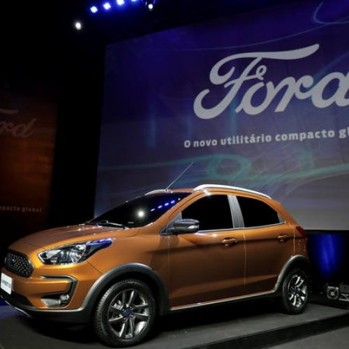 Ford lança Ka adaptado para brigar com compactos; modelo será produzido em Camaçari