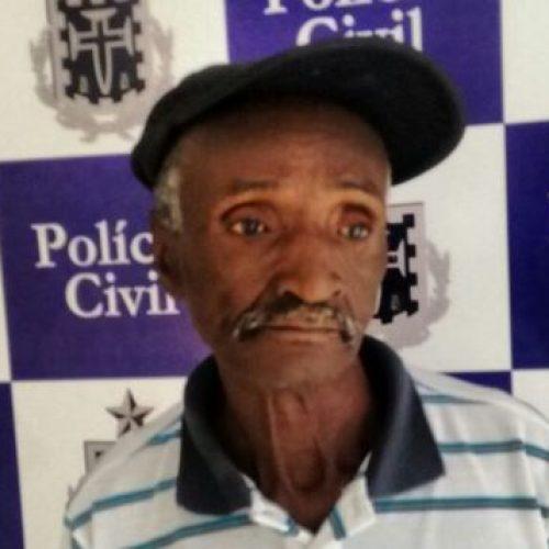 Idoso é preso suspeito de abusar de criança de 11 anos em Feira de Santana