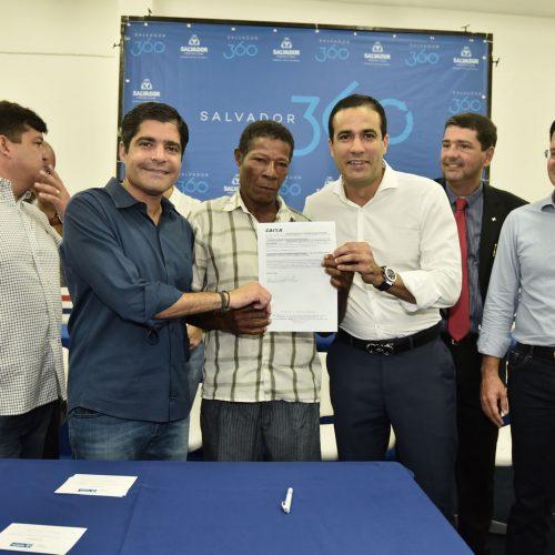 Salvador: Prefeitura garante assistência básica a moradores do Residencial Margaridas
