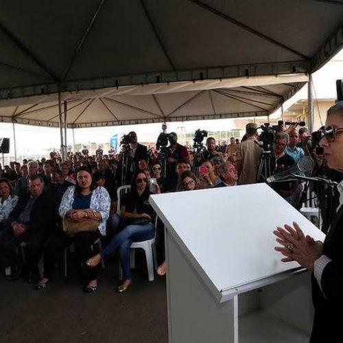 'Judiciário tem um débito enorme com a sociedade', diz Cármen Lúcia