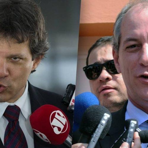 Lula dá aval para articulação de Haddad com Ciro