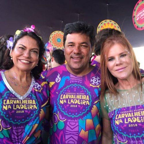 Ministro Mendonça Filho viaja em avião da FAB para curtir carnaval