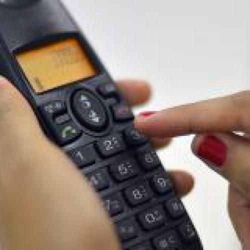 Número de assinantes da telefonia fixa cai 2,96% em 2017