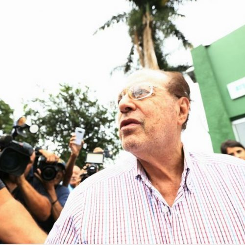 Novo pedido de liberdade de Maluf vai para as mãos de Toffoli