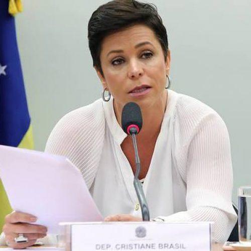 Fachin proíbe Cristiane Brasil de entrar no Ministério do Trabalho